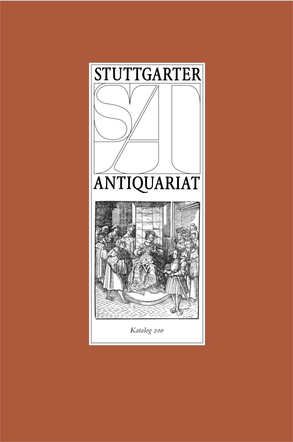 New: Catalogue 200